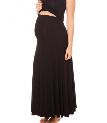 Falda de embarazo modelo David Negro