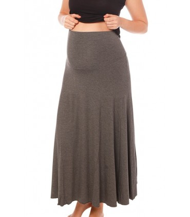 Falda de embarazo modelo David Charcoal