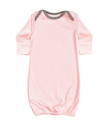 Ropa de Bebé Print Rosa Puntos