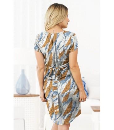 Vestido de Maternidad Diana Print Vela