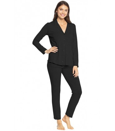Pijama con Pantalón Brenda negro