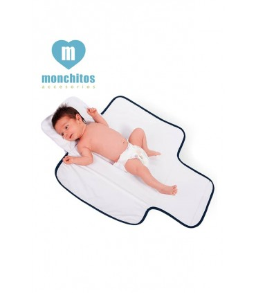 Cambiador Portatil Premium Monchitos