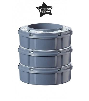 Recarga para Sistema de Desecho pañales Twist & Click de Tommee Tippee