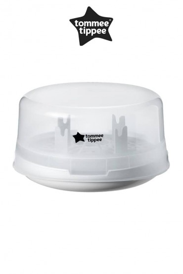 Esterilizador para Microondas Micro Steam de Tommee Tippee