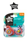 "Chupones ""FUN STYLE"" Tommee Tippee Leon de 6 - 18 meses"