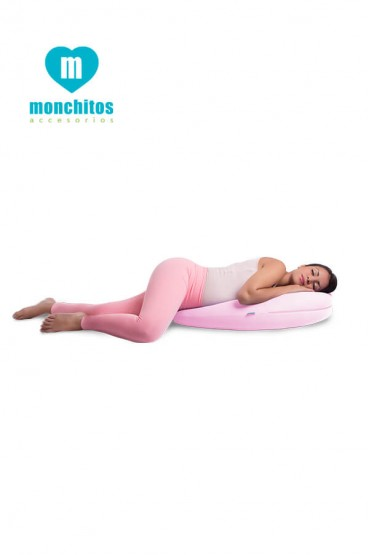 Bummer Pillow Rosa Monchitos