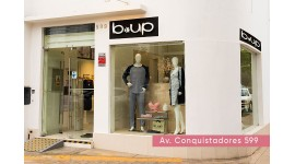 Boutique B.up Conquistadores
